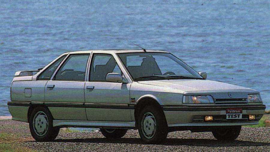 Renault 21 TXI