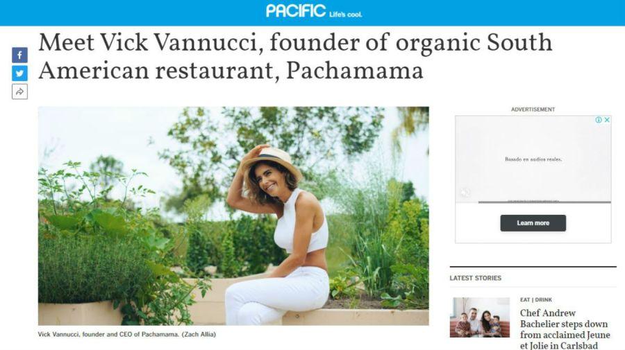 Victoria Vannucci