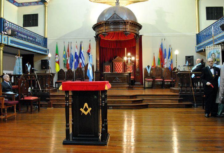 Masonería argentina.
