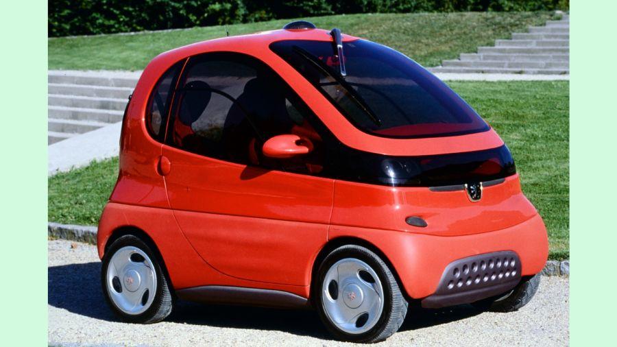 La curiosa historia del primer modelo eléctrico de Peugeot