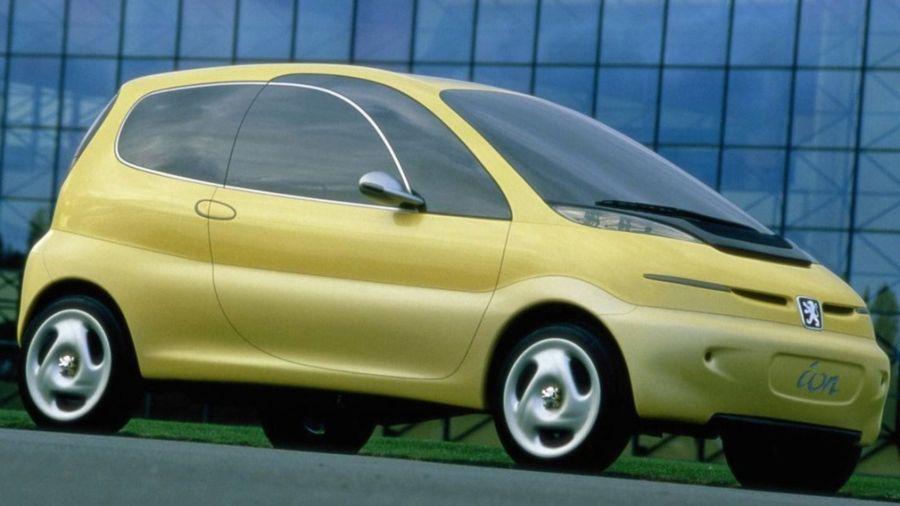 Paugeot Ion Concept 1994