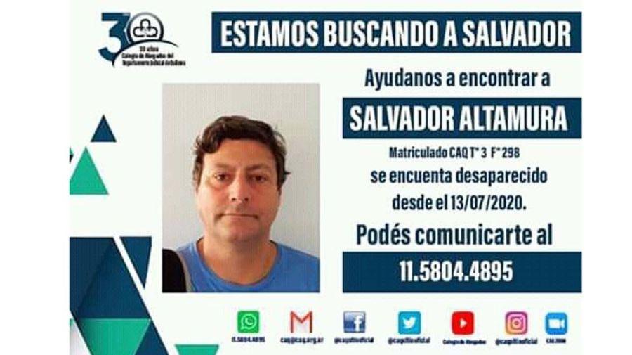 Salvador Altamura 20200721