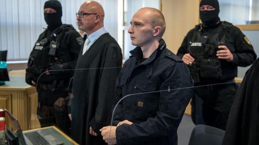 juicio extremista Alemania