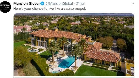 La millonaria mansión que compró Bon Jovi en Palm Beach