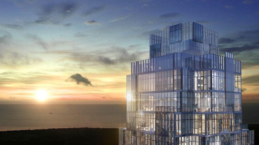 Desarrollo inmobiliario. Proyecto Harbour Tower en Puerto Madero 20200727