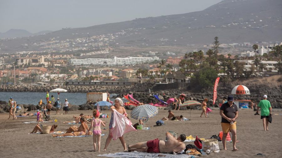 España turismo 20200728