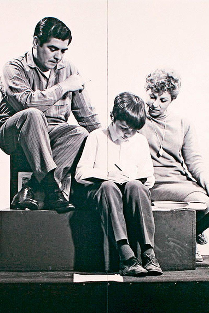 La familia obrera de Oscar Bony