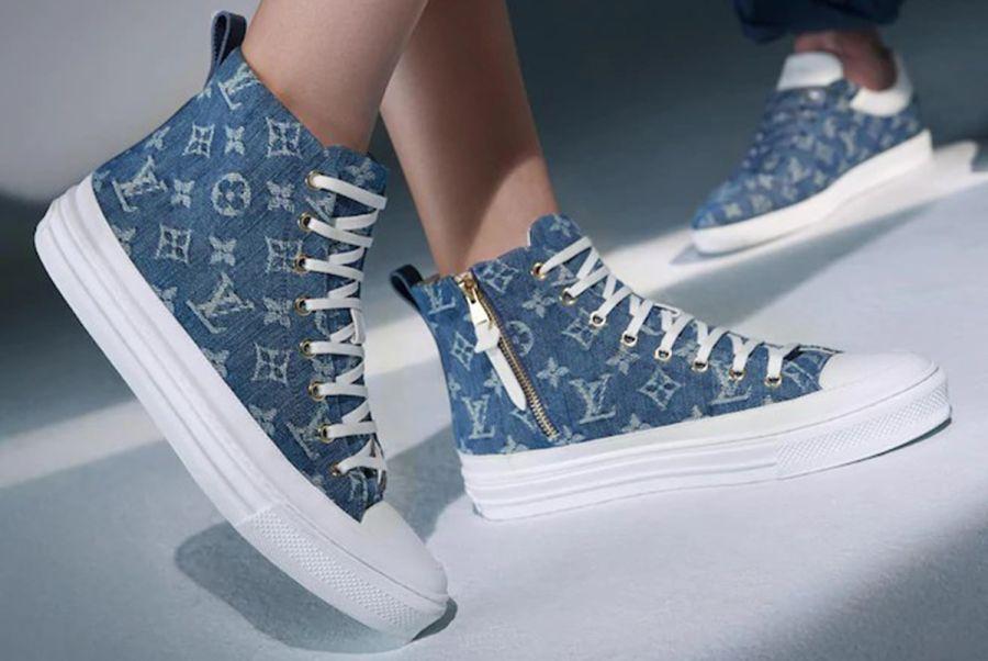 Louis Vuitton tiene las zapatillas que te van a obsesionar
