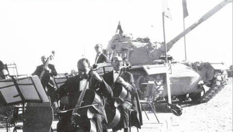 Música en la guerra