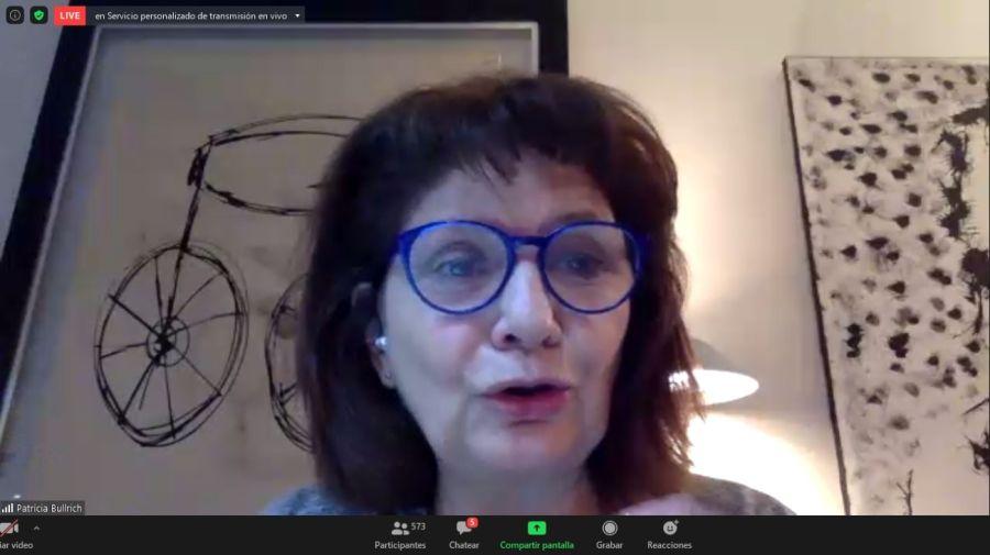Patricia Bullrich zoom líderes conservadores latinoamerica 20200728