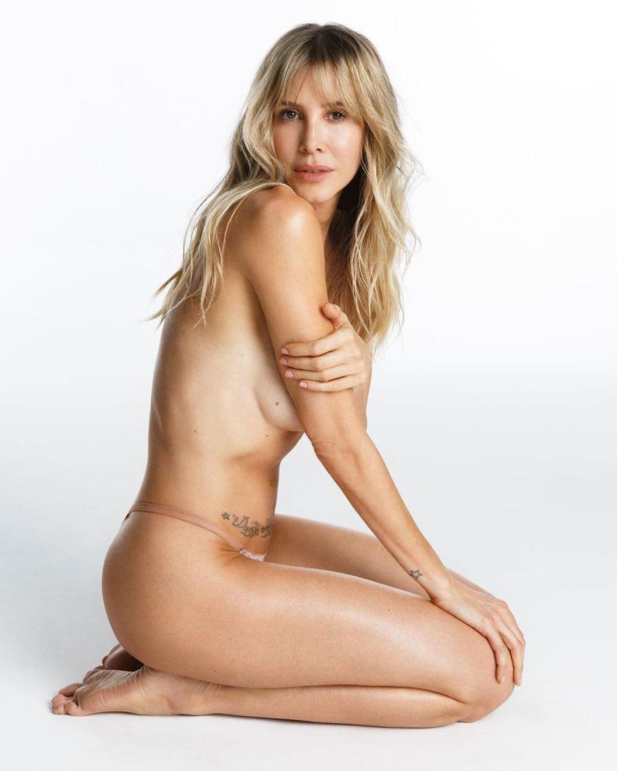 Guillermina Valdes incendió las redes con un desnudo súper sexy