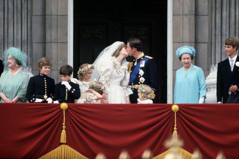 Lady Di y el 39 aniversario de su boda