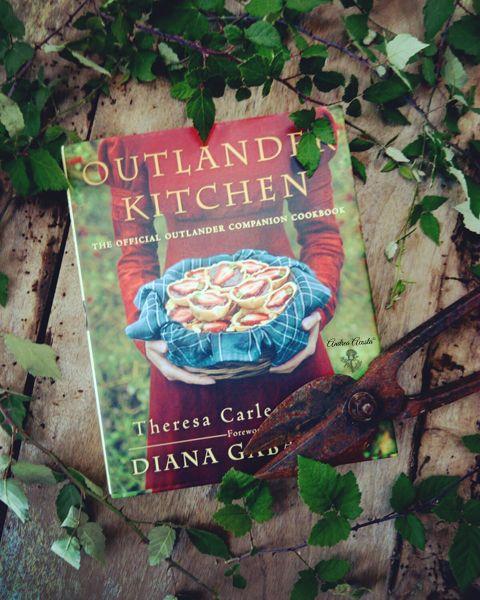 Libro de la cocina de Outlander