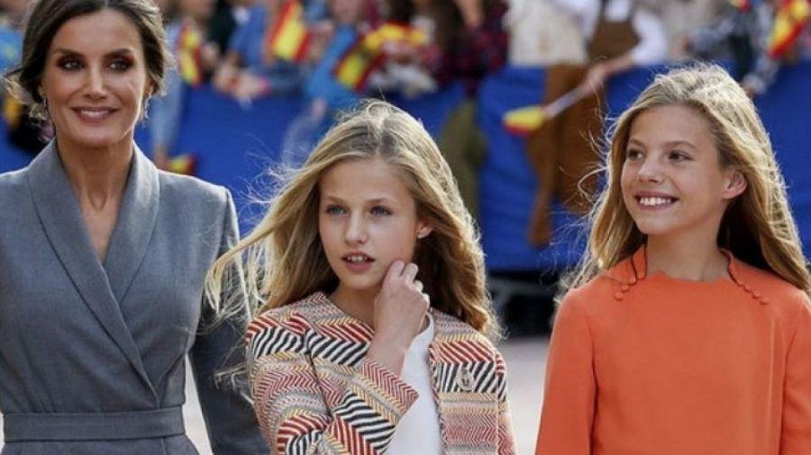 Se filtraron los motivos de las constante peleas de la Princesa Leonor y su madre, la Reina Letizia