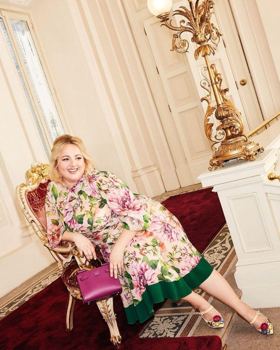 Dolce & Gabbana: así es su nueva colección con talles hasta el 54