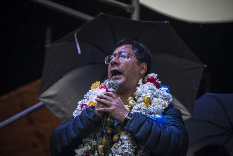 Evo Morales's Ex-Finance Minister Luis Arce Seeks Bolivia Presidency