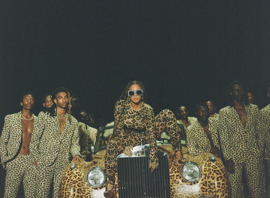 Beyoncé presenta