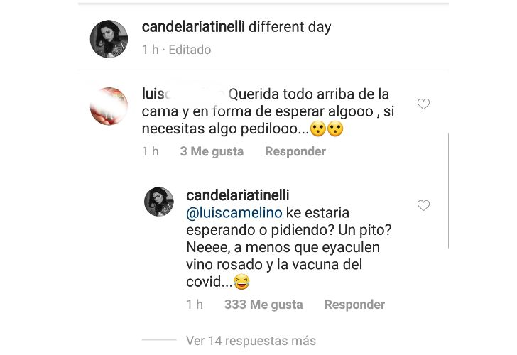 cande tinelli 0801