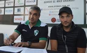 Osvaldo Arduh y Bruno Lábaque