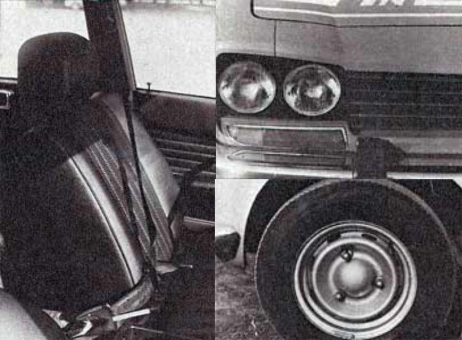 Peugeot 504 TN