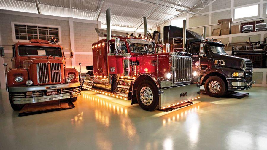 Camiones de colección
