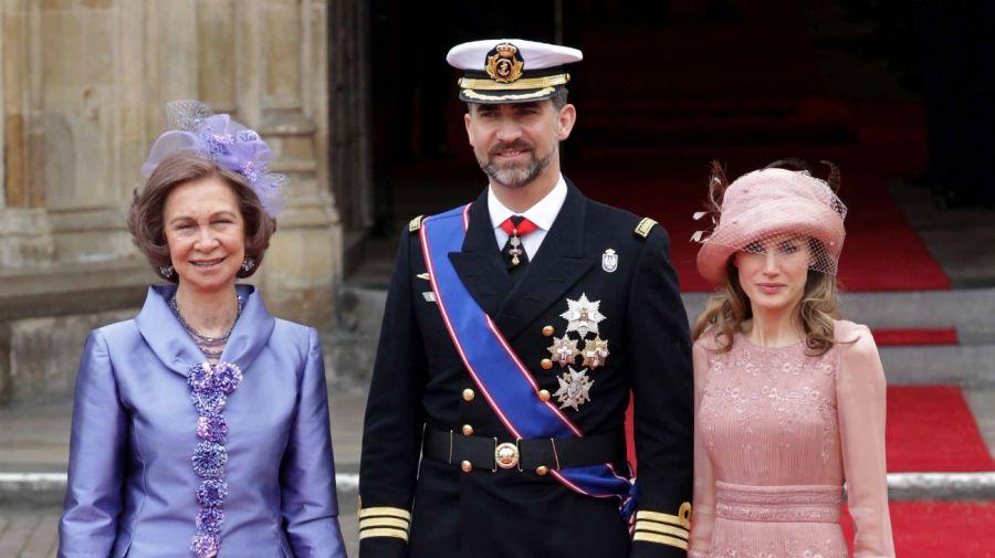 reina sofia de España