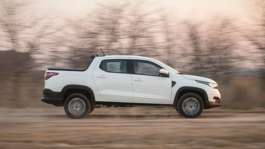 Nueva Fiat Strada Freedom 2020