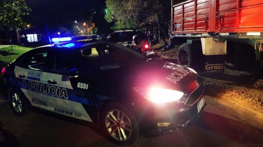 2020 08 06 Secuestro Policia Federal Operativos UFESE