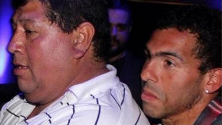 El papá de Carlos Tévez tiene coronavirus y está internado