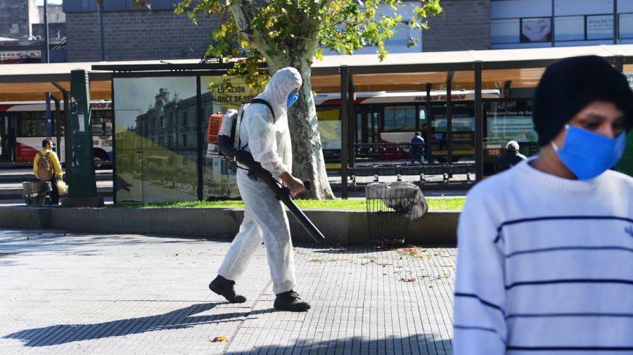Higiene por covid19 en espacios públicos-Pablo Cuarterolo 20200806