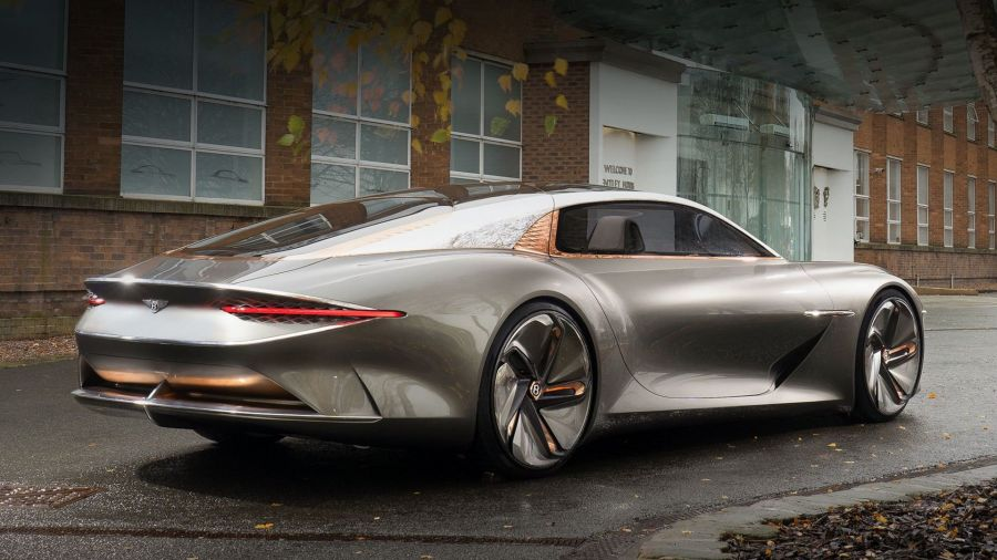 Por qué Bentley promete transformar la propulsión eléctrica