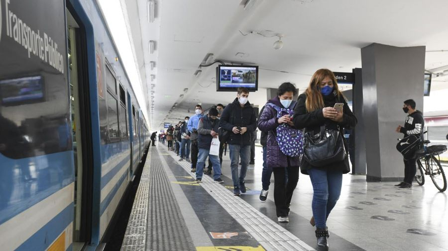 tren sarmiento 20200806