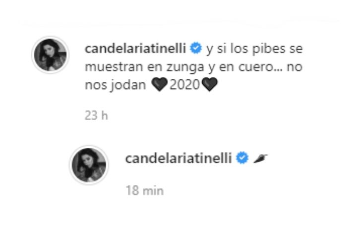 Cande Tinelli 0807