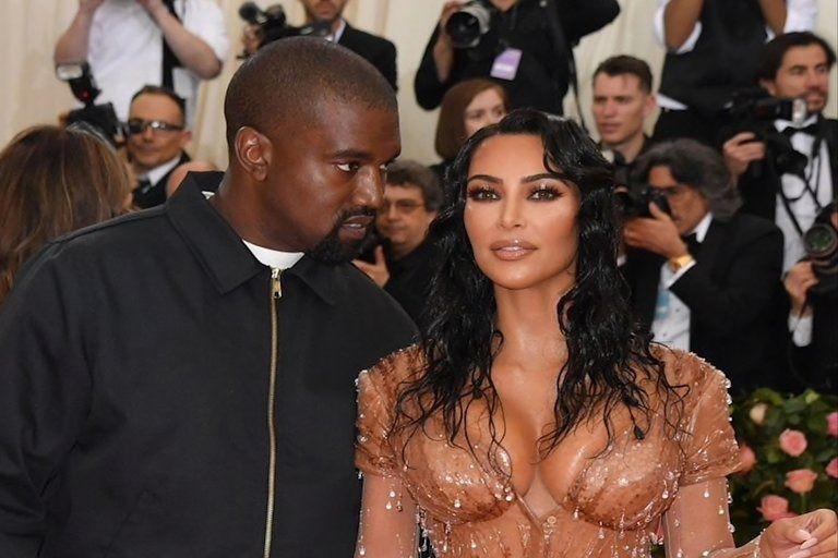 Kim Kardashian y Kanye West viajaron a la República Dominicana para salvar su matrimonio