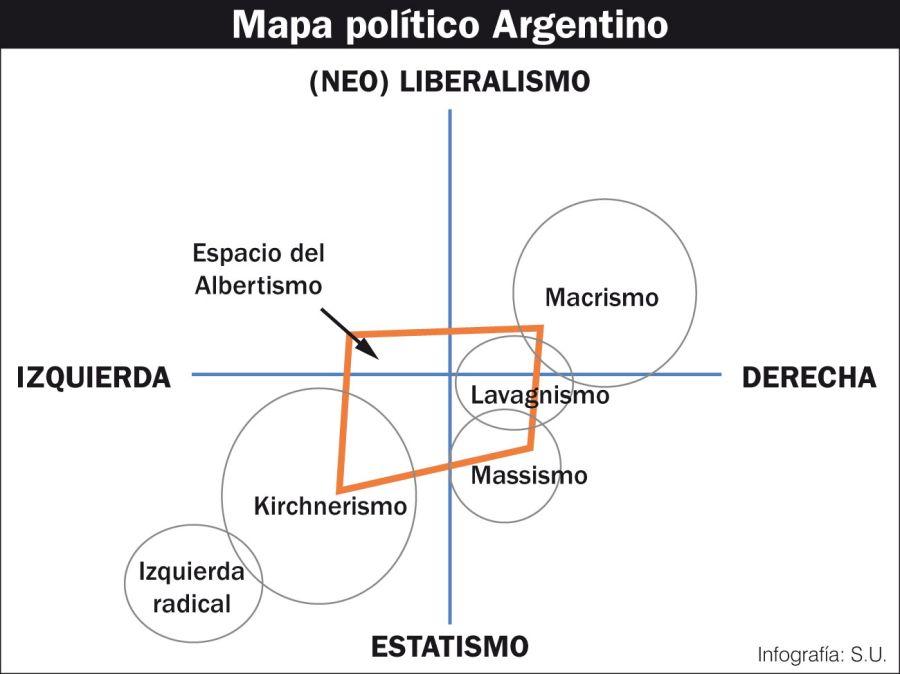Mapa político y electoral.