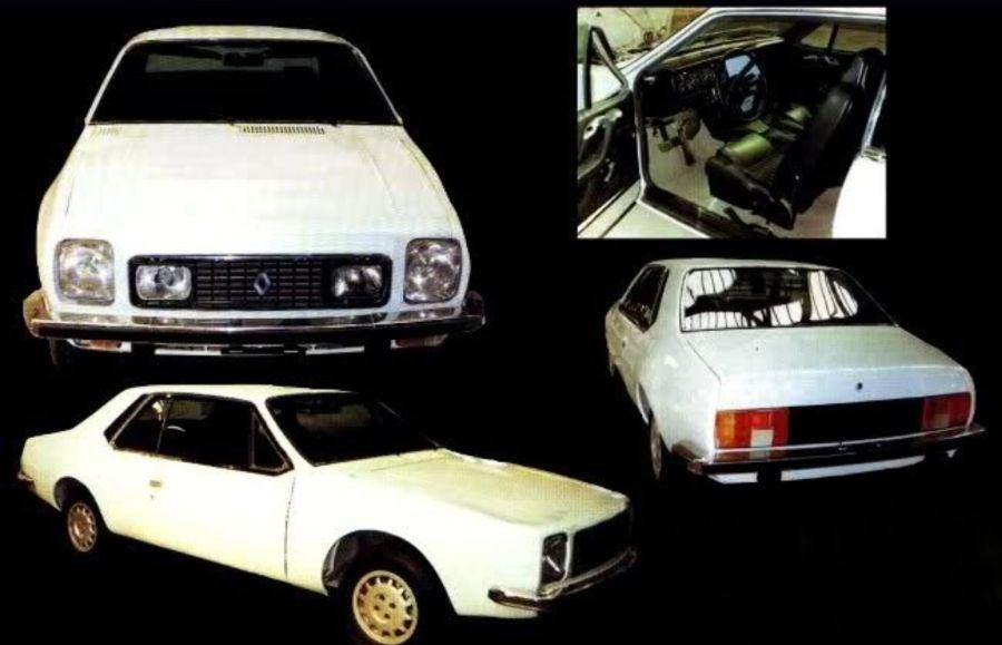Renault 40 Torino