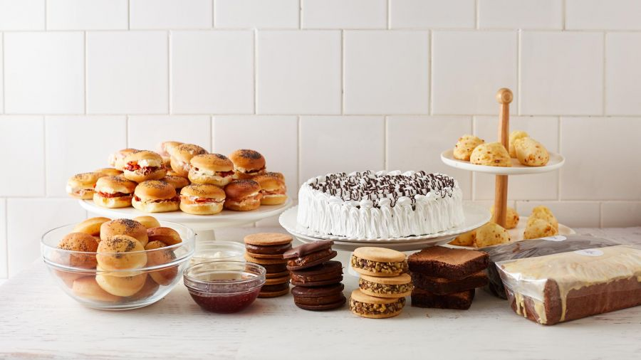 Brunch y pastelería