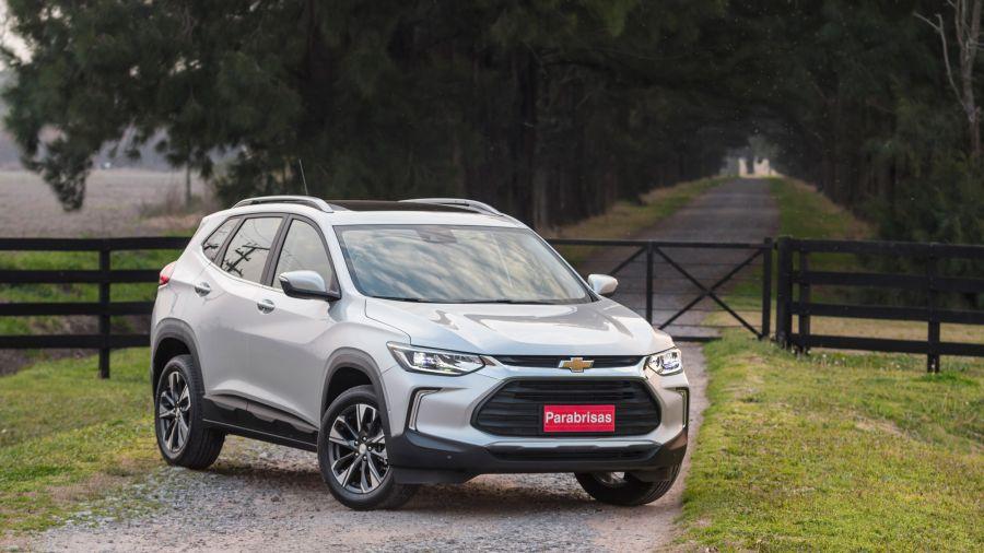 Chevrolet Tracker Premier (Fotos: Alejandro Cortina Ricci)