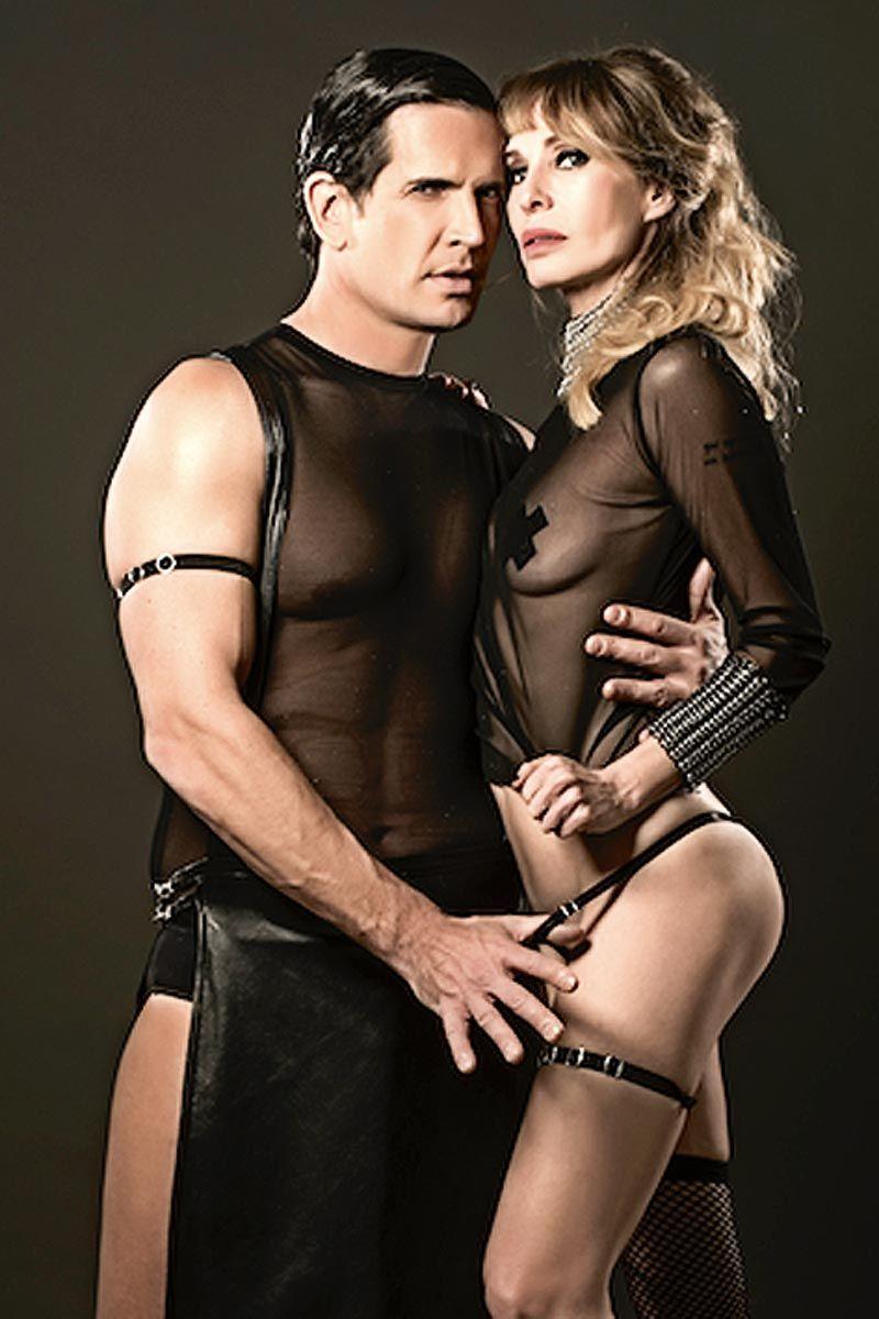 Diego Ramos y Gloria Carrá en Sex Virtual.