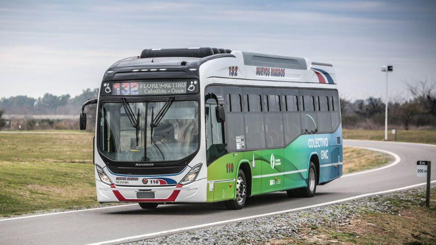 Futuro del transporte a gas