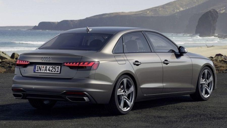 Audi A4 Mild-Hybrid y e-tron