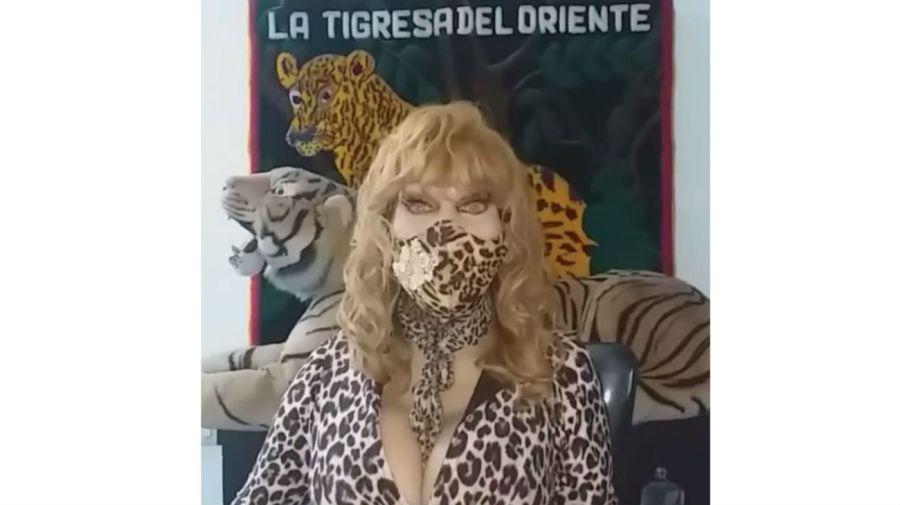 La Tigresa del Oriente