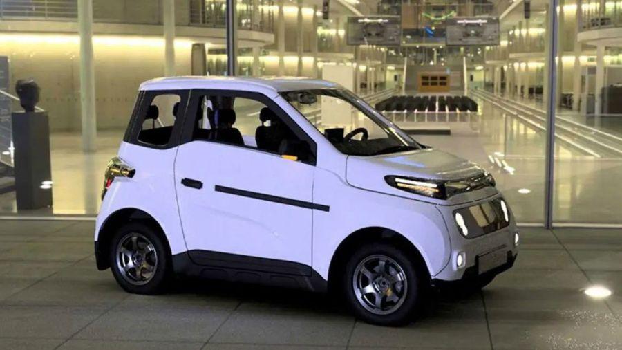 Además de la vacuna contra el Covid-19, Rusia desarrolló el auto eléctrico más barato del mundo