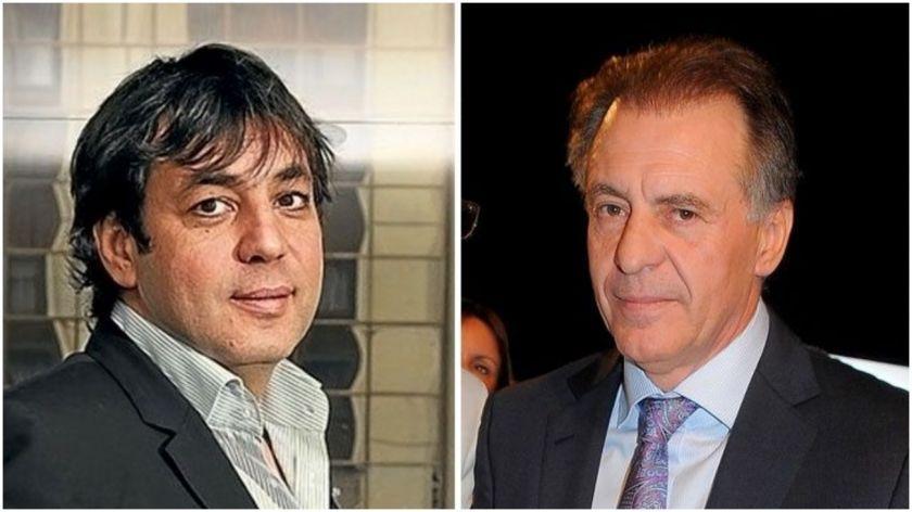 Cristobal López y Fabián De Sousa.