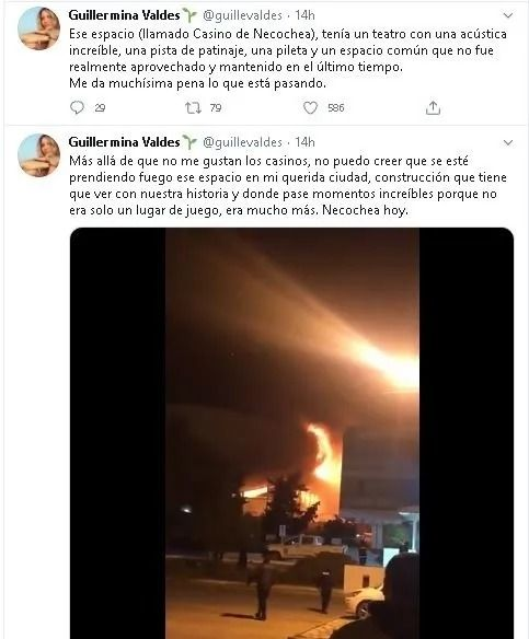 Guillermina Valdés devastadas por una perdida que le tocó de cerca
