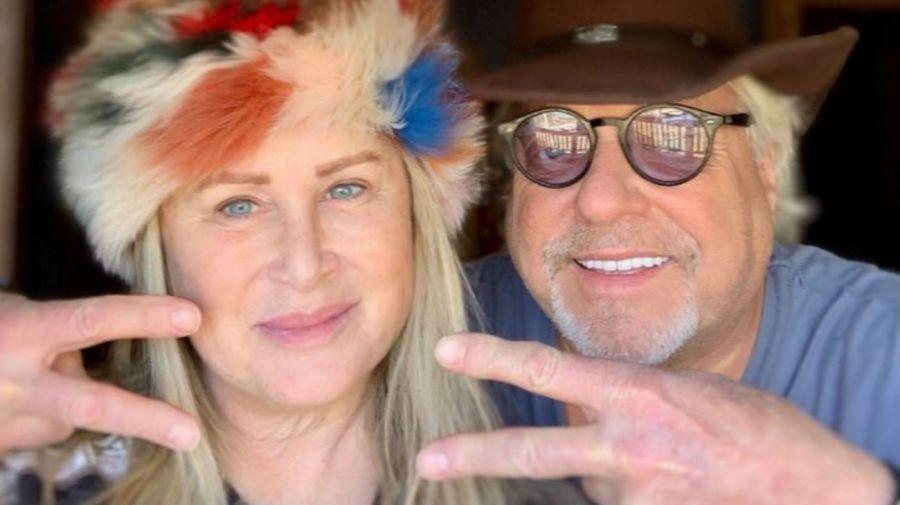 Kelly Stone y Bruce Singer