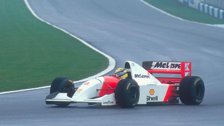Ayrton Senna, el piloto más rápido de la Fórmula 1