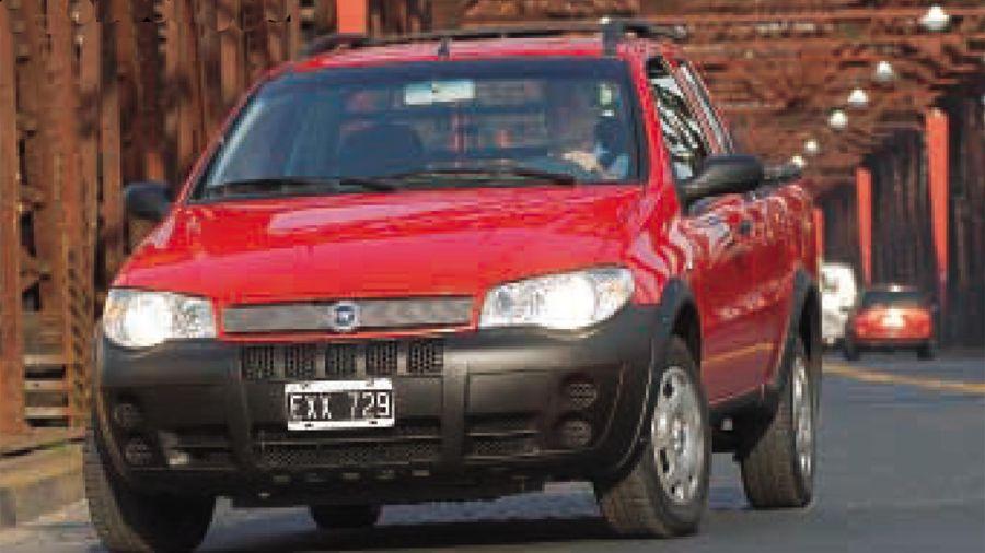 Cómo fue la evolución de la Fiat Strada