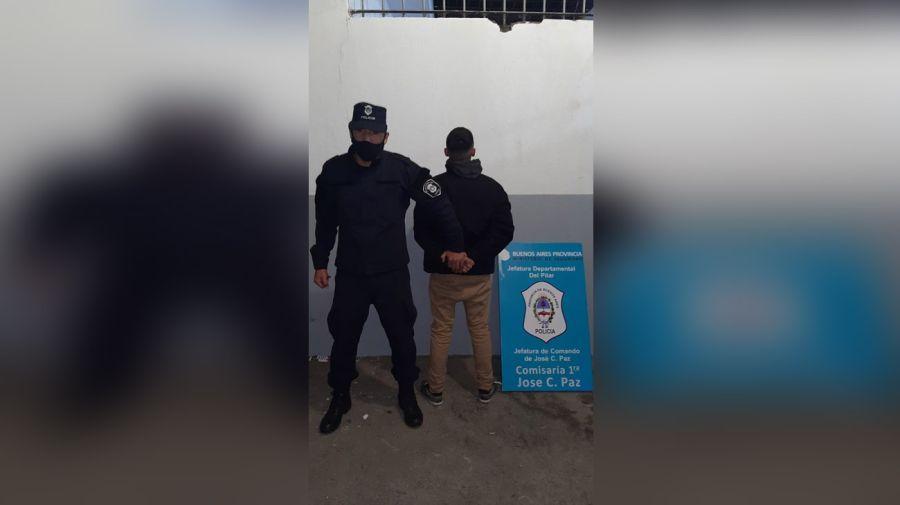 caso de la jubilada asesinada en José C Paz 20200821