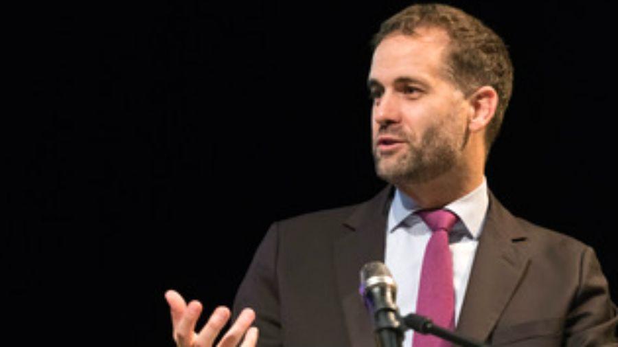 Antonio Hodgers, presidente del gobierno cantonal de Ginebra.